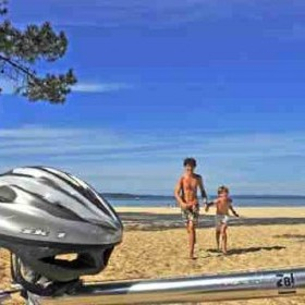 Cycling around the Arcachon Bay: an invigorating trip