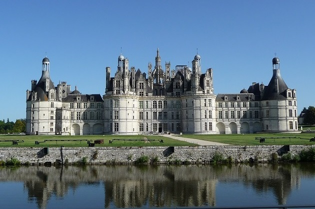 Loire Valley: 3 day bike trip in Loire Valley - a cycling tour ...