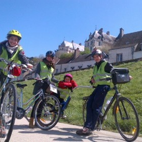 A 4-day escape between Tours and Saumur (canoe+bike)