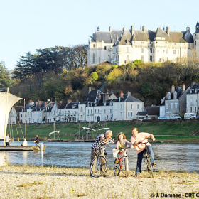 A long week-end of holidays in the Loire Valley
