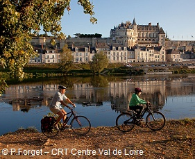 An authentic cycle tour around Amboise