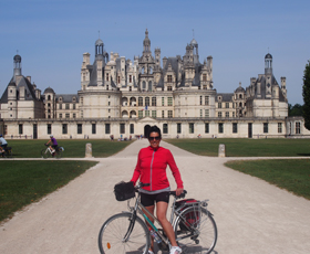 Bike weekend around Chambord - Loire Valley