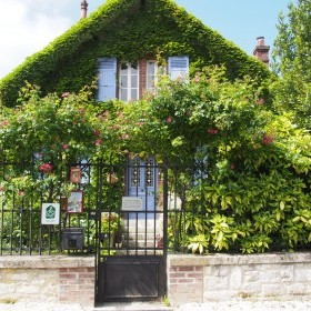 3-day bike tour in Giverny, the homeland of impressionism